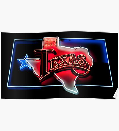 Billy Bob's Texas Poster