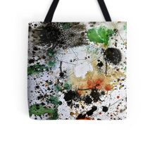 Chaos Mapping (Collaborative Drawing with Anna Lees) Tote Bag