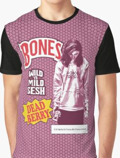 Bones Backwoods Dead Berry (TeamSESH Sesh) Graphic T-Shirt