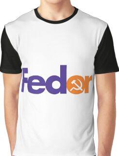 FEDOR Graphic T-Shirt
