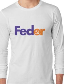 FEDOR Long Sleeve T-Shirt