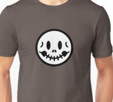 Smiley Skull Unisex T-Shirt