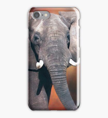 Close up! iPhone Case/Skin