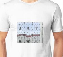 Golconda by Magritte  Unisex T-Shirt