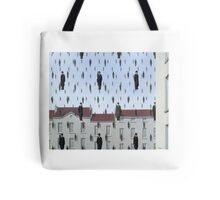 Golconda by Magritte  Tote Bag