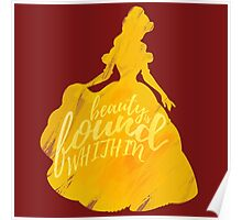Beauty is found within Poster