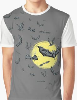 Bat Swarm (Shirt) Graphic T-Shirt