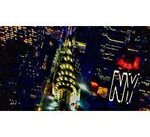 NY Photographic Print