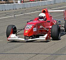 Formula Straightaway III by DaveKoontz