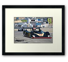 Prototype P2 Competition Framed Print