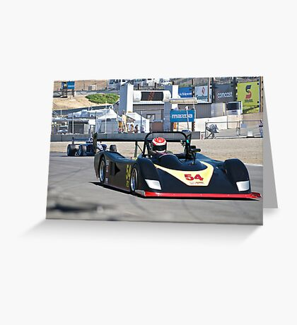 Prototype P2 Competition Greeting Card
