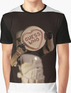 Guess Who??? Graphic T-Shirt