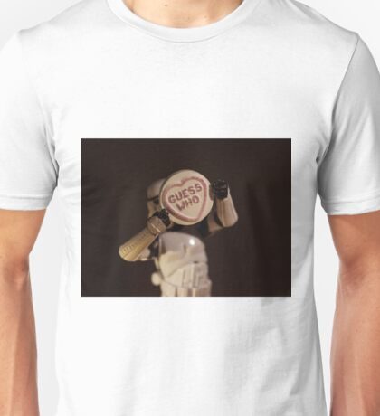 Guess Who??? Unisex T-Shirt