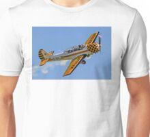 Nigel Willson waves from Yak-52 G-BXJB T-Shirt