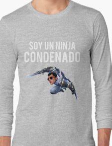 Ninja Condenado / Zed Long Sleeve T-Shirt