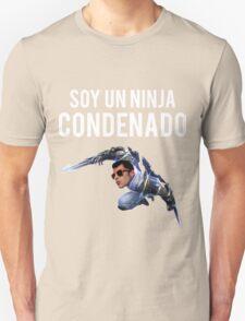 Ninja Condenado / Zed Unisex T-Shirt