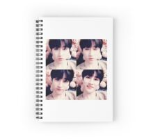 cute Changkyun Spiral Notebook