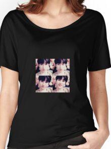 cute Changkyun Women's Relaxed Fit T-Shirt