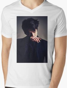 EXO Sehun Monster Mens V-Neck T-Shirt