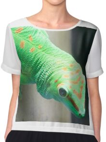 Gecko Relative Chiffon Top