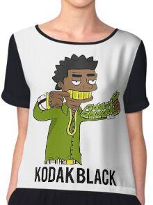 KODAK BLACK Chiffon Top
