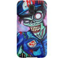 Zombie Cop (Horror Comics, Zombies) Samsung Galaxy Case/Skin