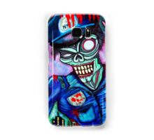 Zombie Cop (Horror Comics, Zombies) Samsung Galaxy Case/Skin
