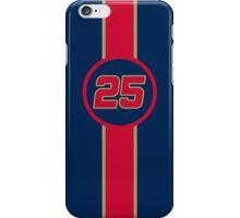 JEV 25 iPhone Case/Skin