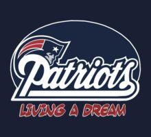 New England Patriots by aniplexx