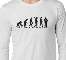Evolution construction manager Long Sleeve T-Shirt
