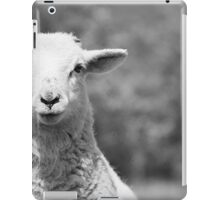 Who, Me? iPad Case/Skin