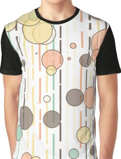 Circles and lines Graphic T-Shirt