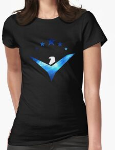 Elite Dangerous - Aisling Duval Womens Fitted T-Shirt