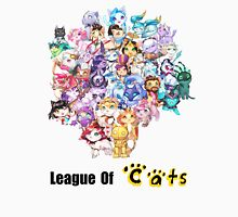 League Of Cats <3 Unisex T-Shirt