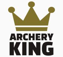 Archery King champion Kids Clothes