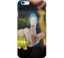 Fingerprint iPhone Case/Skin