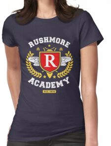 Rushmore Academy T-Shirt Womens Fitted T-Shirt