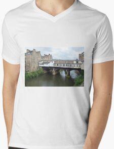 Bath - Somerset - England Mens V-Neck T-Shirt