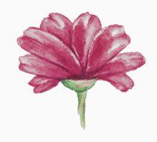 wild flower One Piece - Short Sleeve