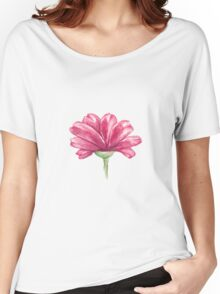 wild flower Women's Relaxed Fit T-Shirt