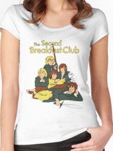 Second Breakfast Women's Fitted Scoop T-Shirt