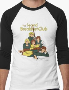 Second Breakfast Men's Baseball ¾ T-Shirt