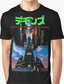 They will make cemeteries their cathedrals and the cities will be your tombs. Graphic T-Shirt