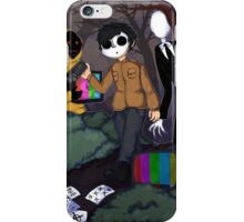 Marble Hornets iPhone Case/Skin