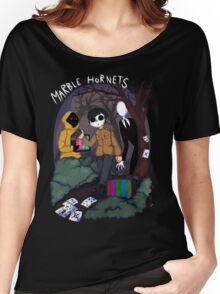 Marble Hornets Women's Relaxed Fit T-Shirt