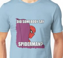 60's Spiderman #2 Unisex T-Shirt