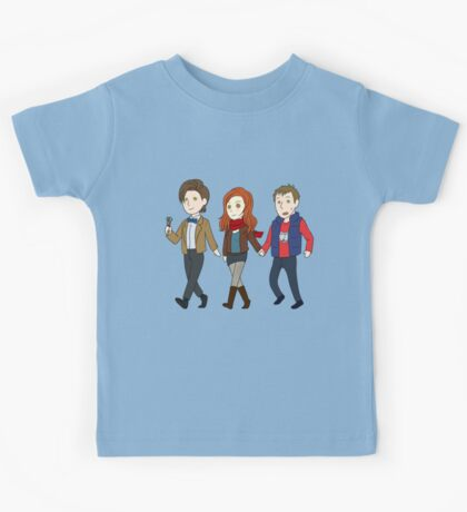 Come along Ponds! Kids Tee