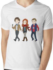 Come along Ponds! Mens V-Neck T-Shirt