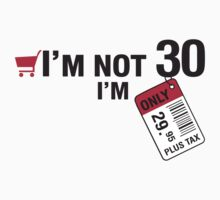 I'm not 30 I'm 29,95 with tax by nektarinchen