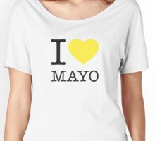 I ♥ MAYONNAISE Women's Relaxed Fit T-Shirt